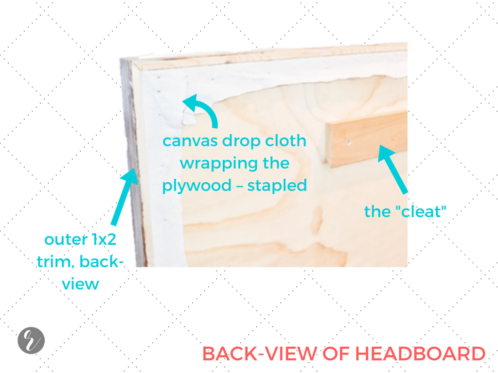 how to build a bed headboard youtube