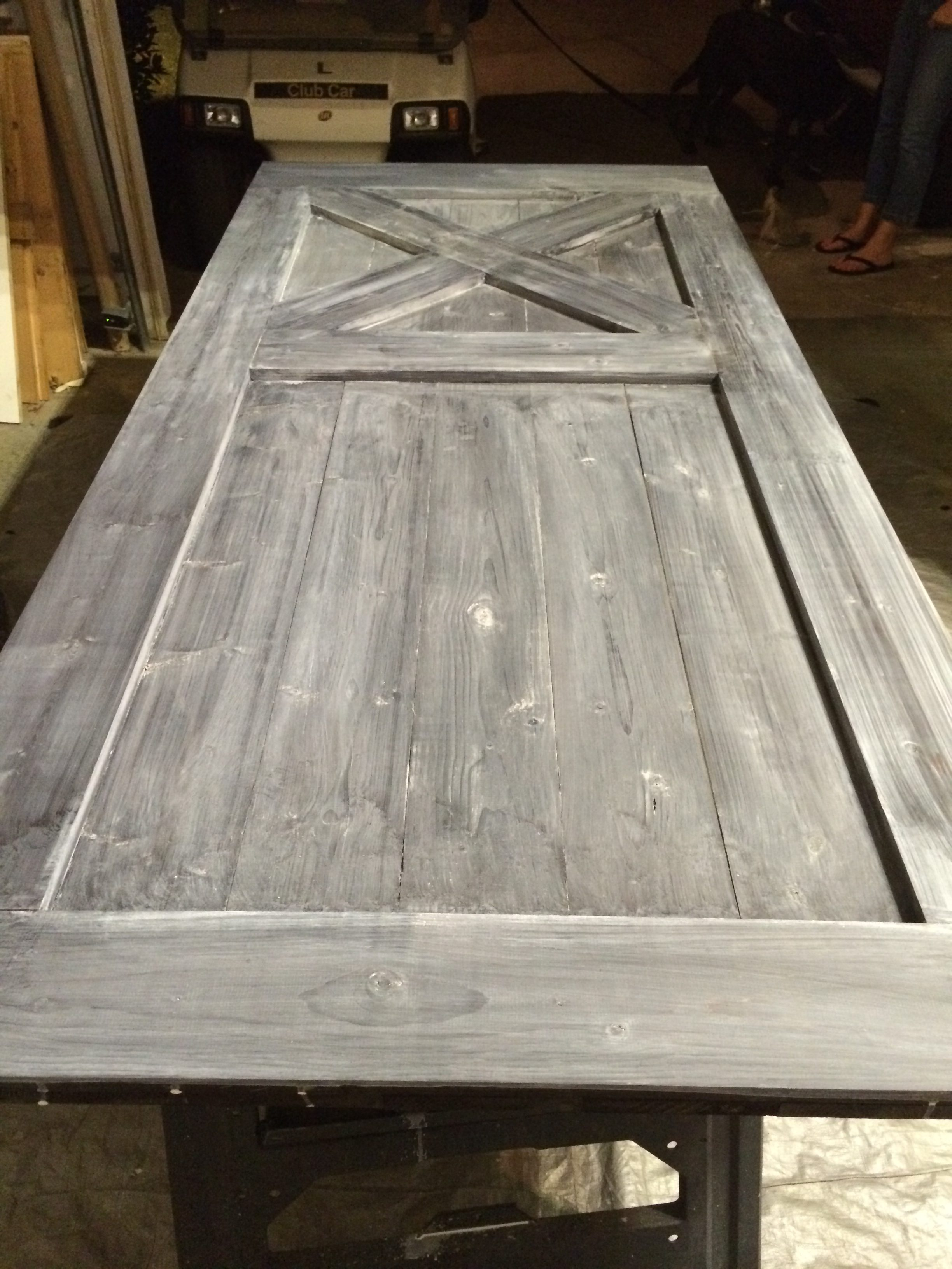 How to Build & Install a Sliding Barn Door - Building Our Rez