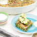 Smoky Chipotle Egg Bake with Cilantro Sour Cream, Whole30, Paleo