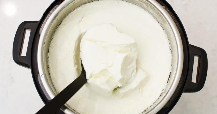 Homemade Yogurt Recipe, Part II: The Instant Pot