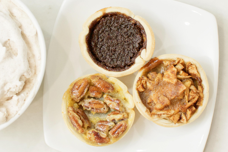 Best 3 Mini Pies Recipe