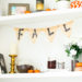 How to Make DIY Fabric & Burlap Banners for Your Fall Decor