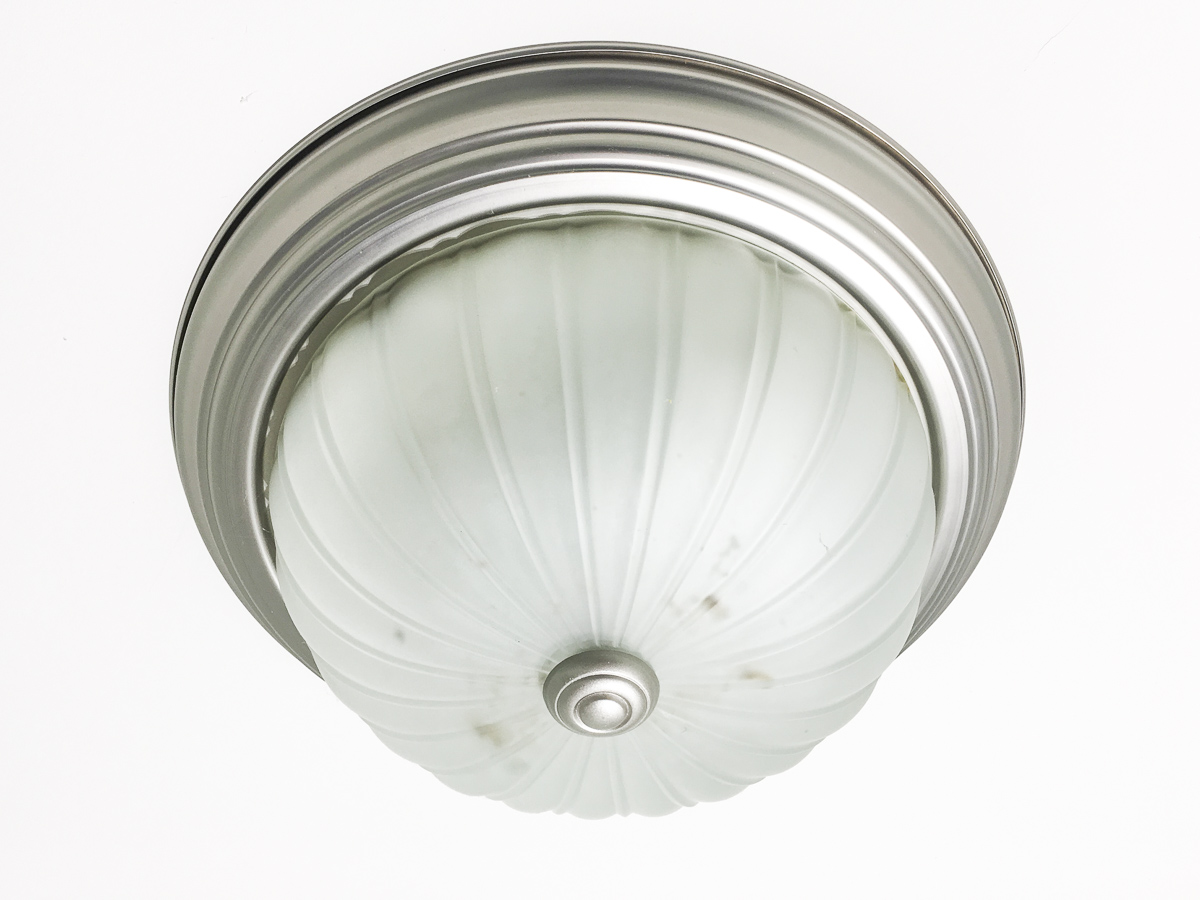How to Change a Wall or Ceiling Light Fixture - Building Our Rez