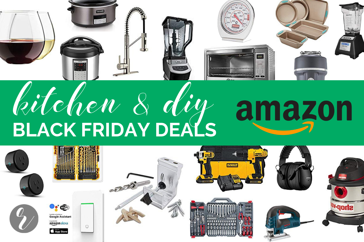 Kitchen & DIY Best Deals on Black Friday for Amazon Lovers 2018