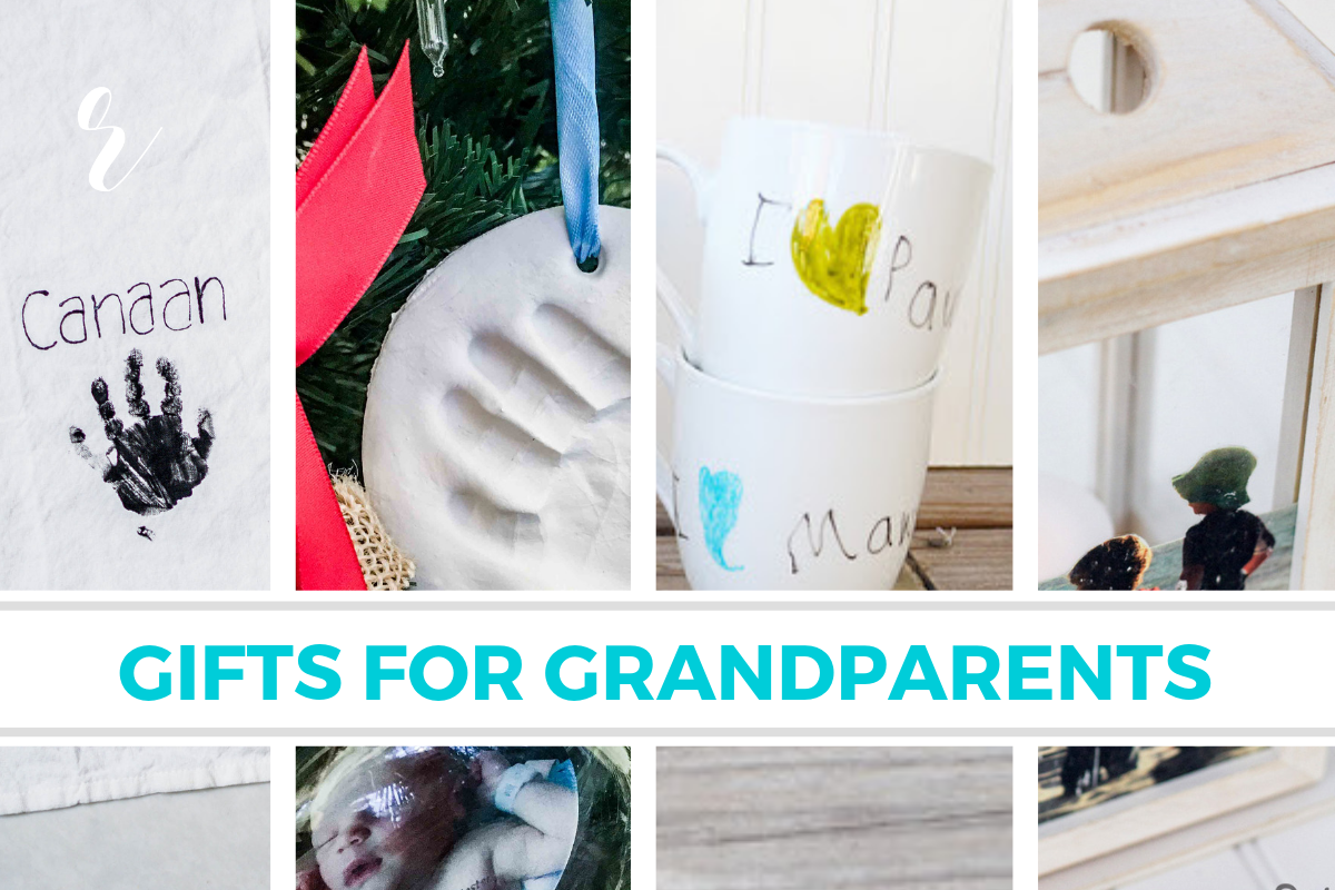 the best personalized gifts for grandparents homemade or store