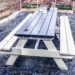 How to DIY Finish an Outdoor Picnic Table by MyOutdoorPlans