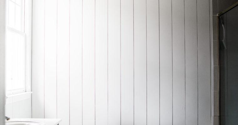 How to DIY Make & Install Vertical Shiplap (Tutorial)