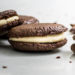 Nutella Brownie Cookies with Baileys Irish Cream Filling Dessert Recipe