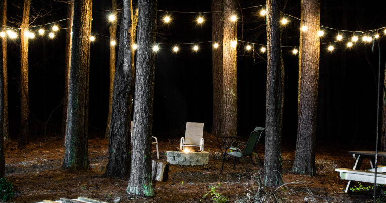 How to DIY Create an Epic Outdoor Entertaining Area in Your Backyard